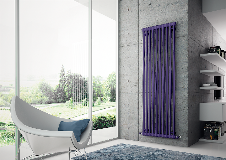 feast PURPLE radiator