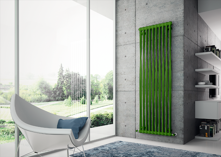 feast green radiator
